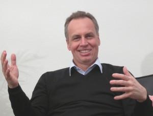 Wolfgang Klinger redet